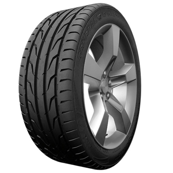 General Tires G-MAX RS Passenger Summer Tire - 305/35ZR20 104Y