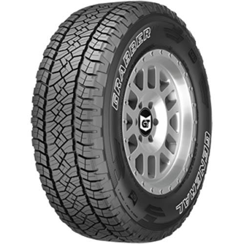 General Tires Grabber APT Light Truck/SUV All Terrain/Mud Terrain Hybrid Tire