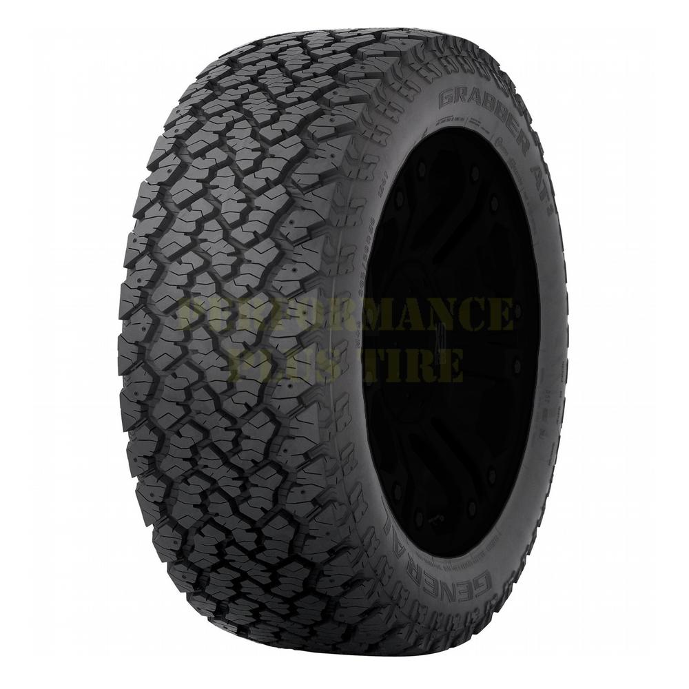 General Tires Grabber AT2 Light Truck/SUV All Terrain/Mud Terrain Hybrid Tire - 255/70R15 108S