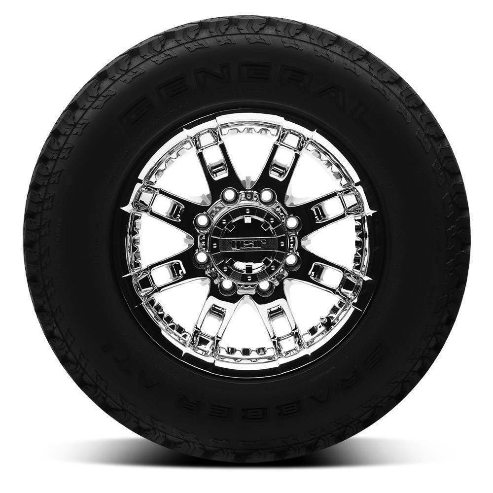 General Tires Grabber AT2 - 255/70R15 108S