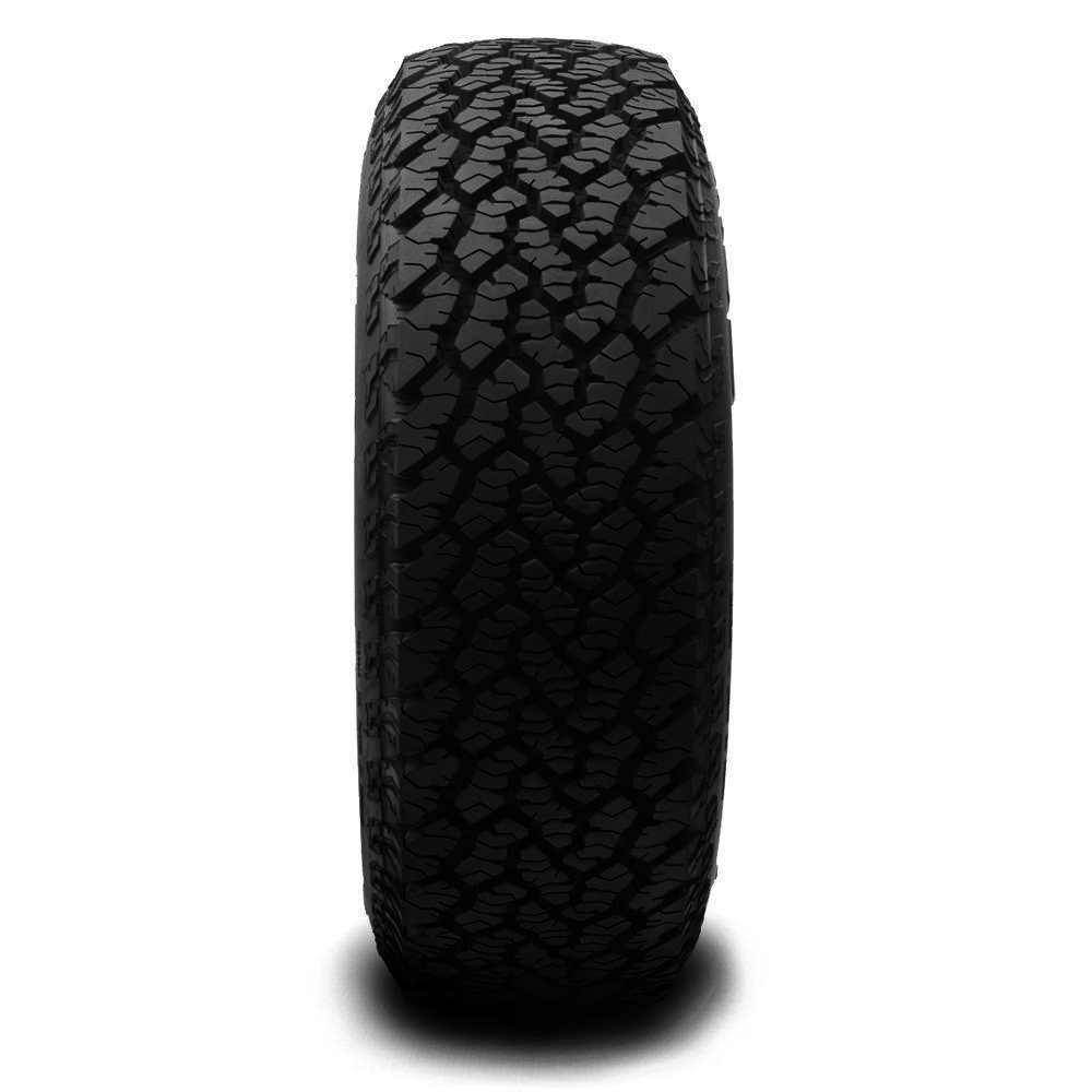 General Tires Grabber AT2 Light Truck/SUV All Terrain/Mud Terrain Hybrid Tire - LT295/75R16 123/120Q 8 Ply