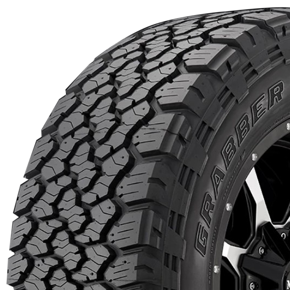 General Tires Grabber A/TX - LT285/60R18 122/119S 10 Ply