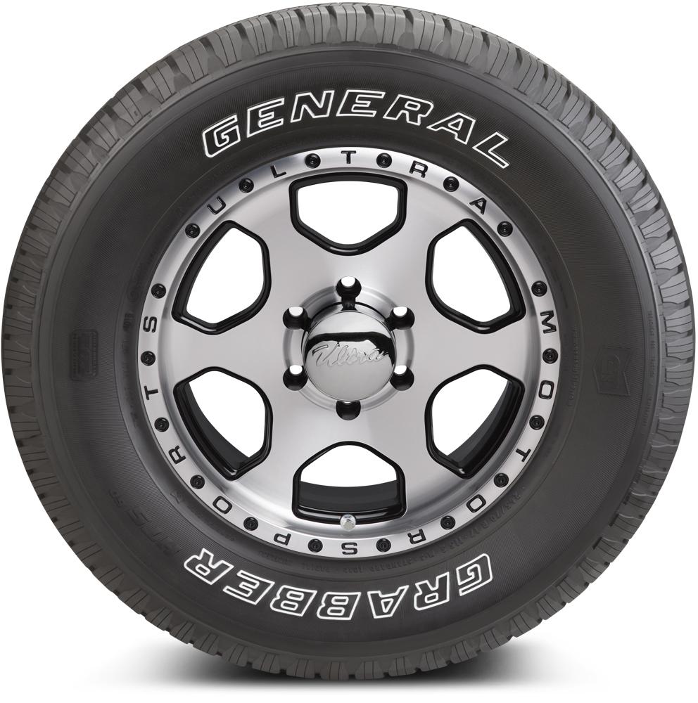 General Tires Grabber HTS60 - 275/60R17 110T