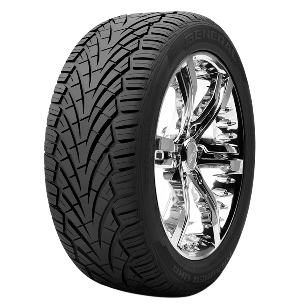 General Tires Grabber UHP Passenger All Season Tire - 275/55R17 109V