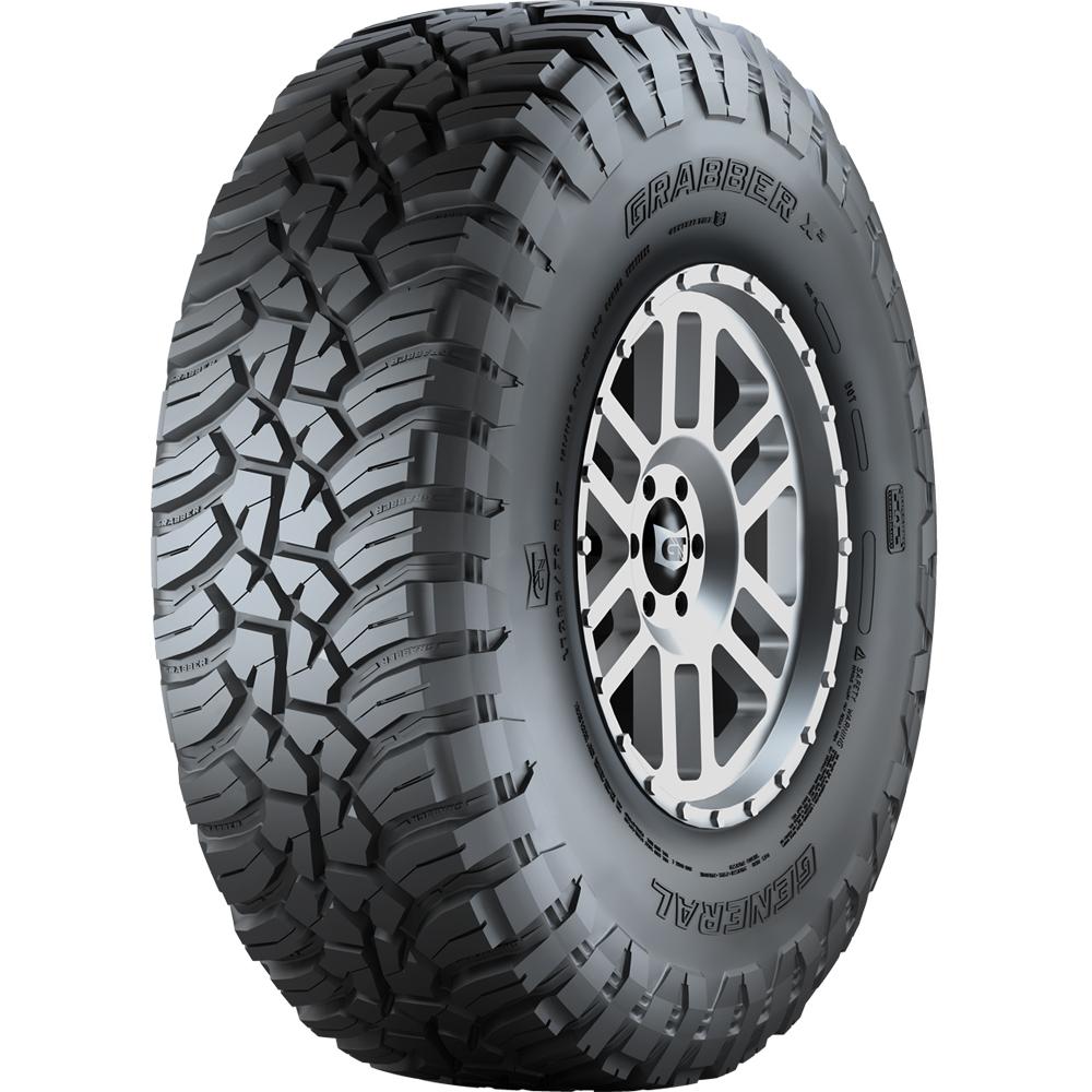 Grabber X3 - LT295/65R20 129/126Q 10 Ply
