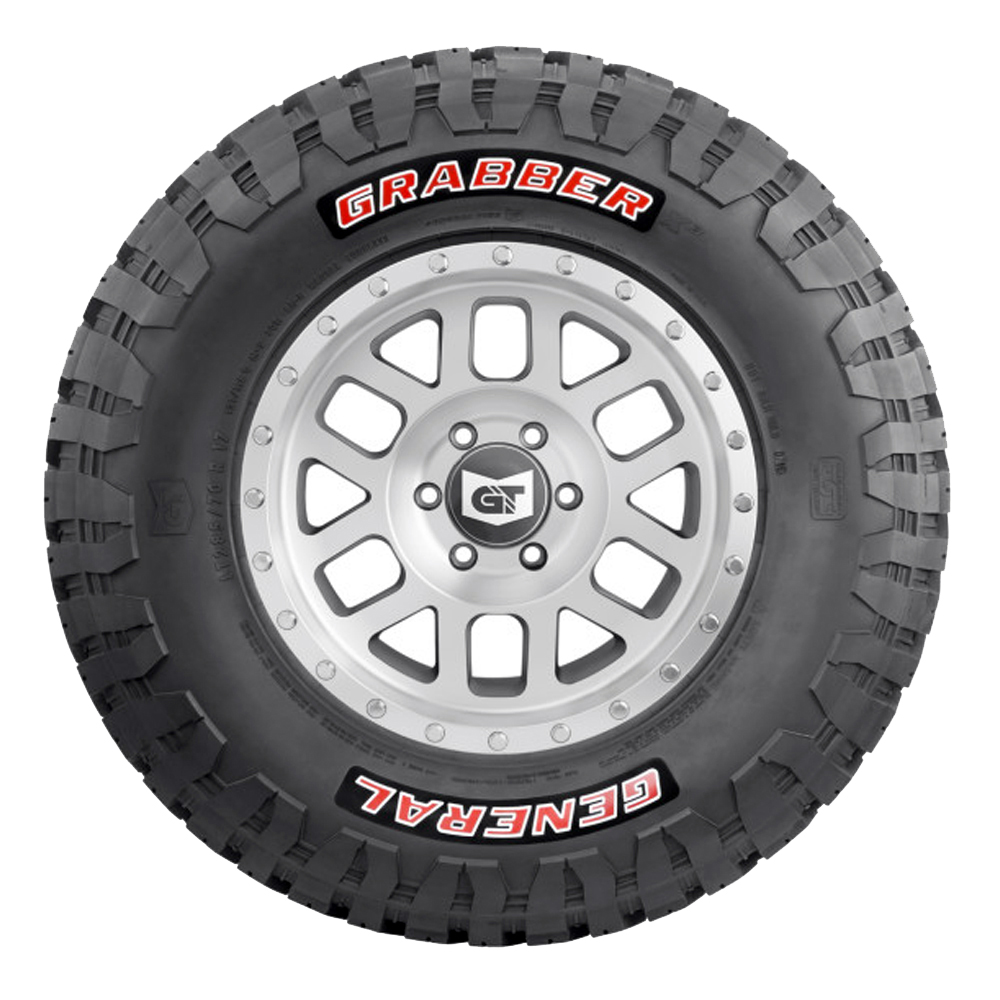 General Tires Grabber X3 Light Truck/SUV All Terrain/Mud Terrain Hybrid Tire