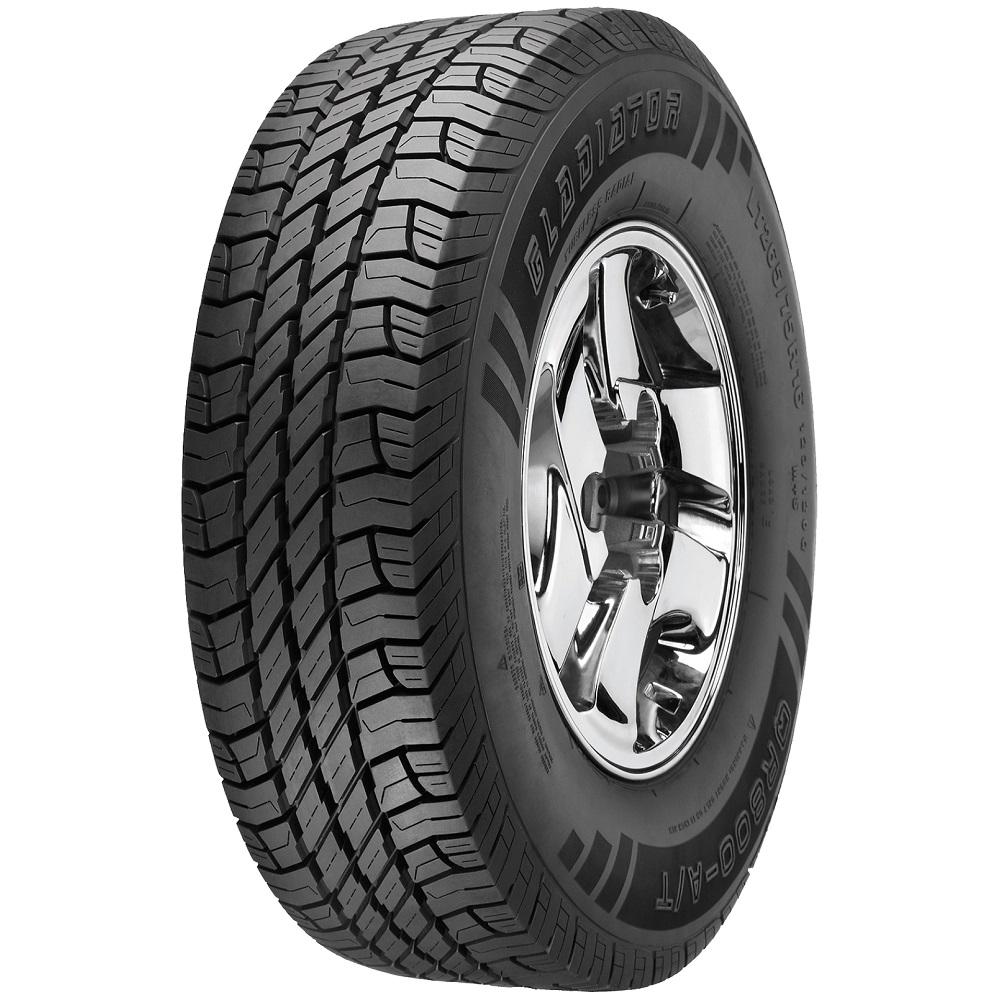 Gladiator Tires QR800-A/T Light Truck/SUV All Terrain/Mud Terrain Hybrid Tire