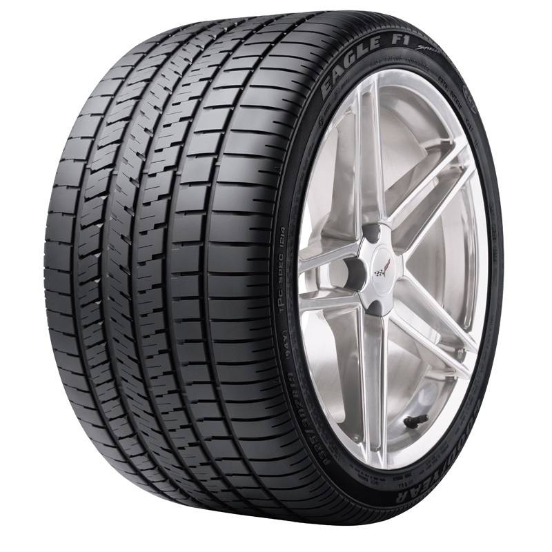 Goodyear Tires Eagle F1 SuperCar Passenger Summer Tire