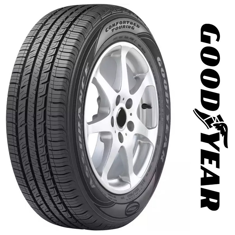 Goodyear Tires Assurance ComforTred Touring Passenger All Season Tire