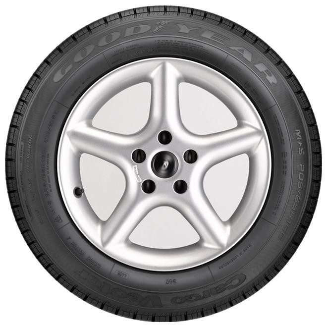 Goodyear Tires Cargo Vector 2 Passenger All Season Tire - LT205/65R15 102T 6 Ply