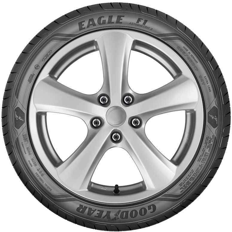Goodyear Tires Eagle F1 Asymmetric 3 - 245/45R21XL 104Y