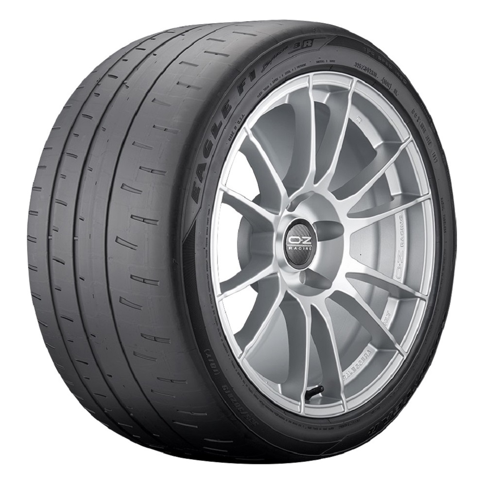 Goodyear Tires Eagle F1 SuperCar 3R Passenger Summer Tire - 325/30R19 101Y