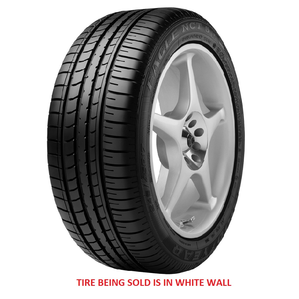 Goodyear Tires Eagle NCT5 RunFlat Passenger Summer Tire - 255/50R21 106W