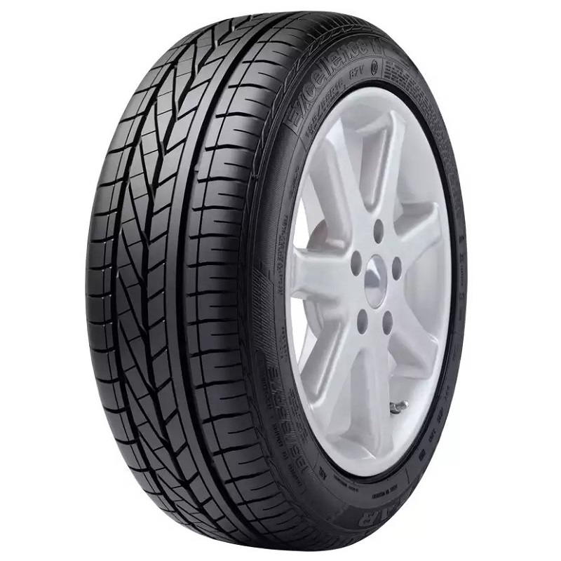 Goodyear Tires Excellence ROF (Runflat) Passenger Summer Tire - 245/55R17 102W