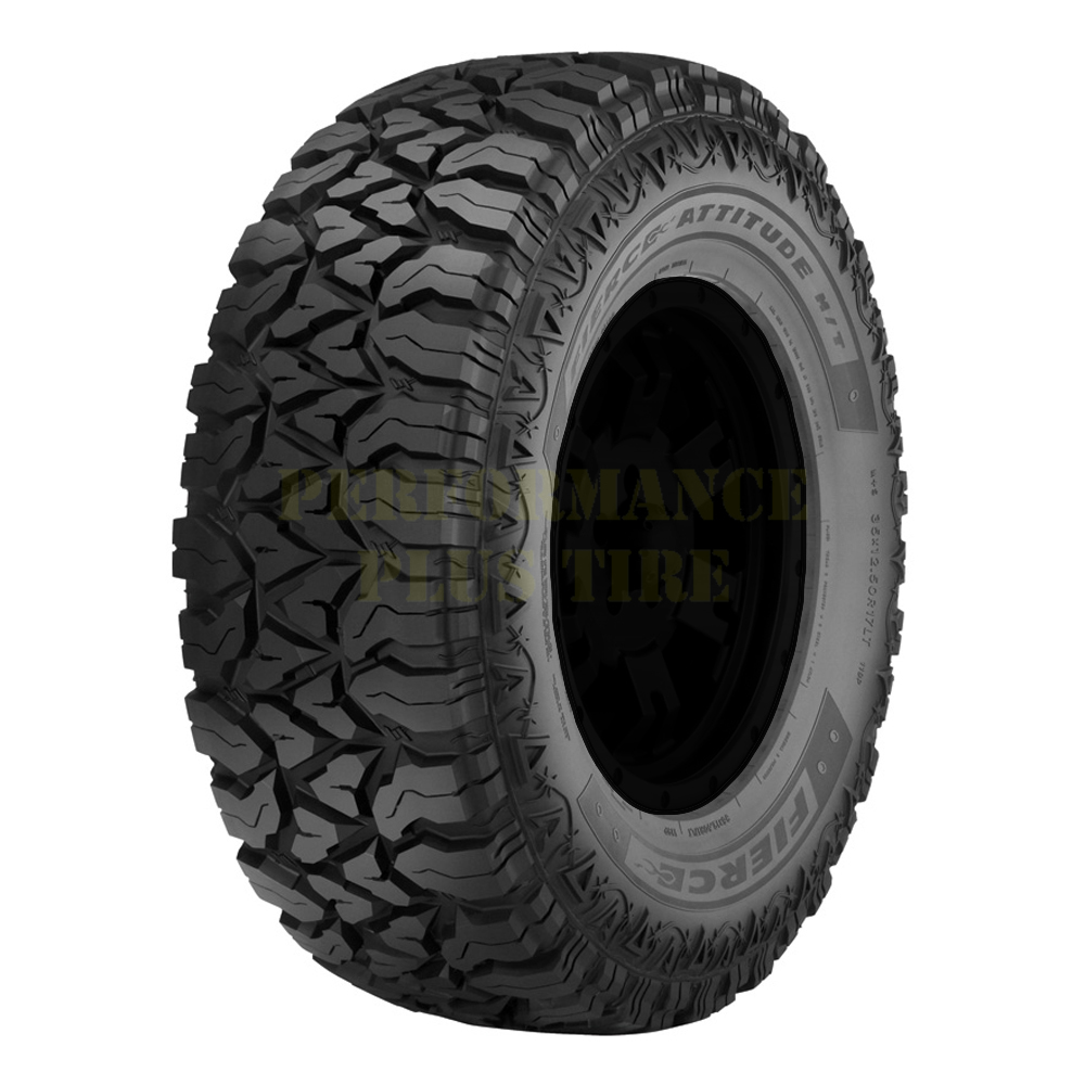 Goodyear Tires Fierce Attitude M/T Light Truck/SUV All Terrain/Mud Terrain Hybrid Tire