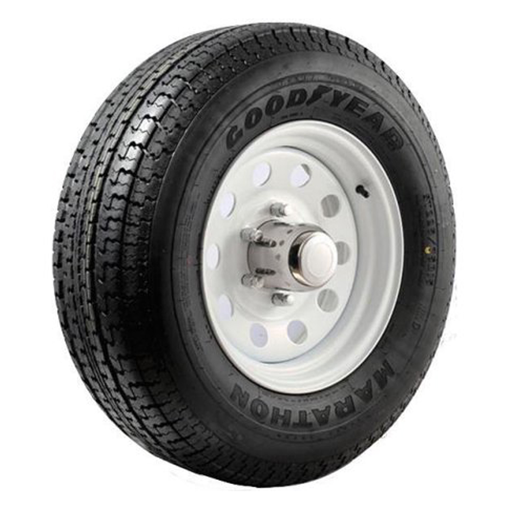 Goodyear Tires Marathon Trailer Tire - ST215/75R14 102L 6 Ply