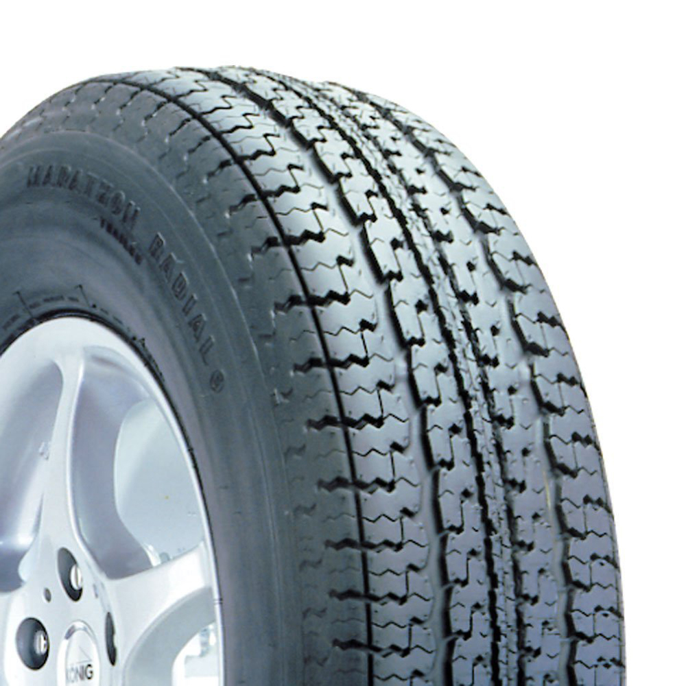 Goodyear Tires Marathon Trailer Tire - ST205/75R14 6 Ply