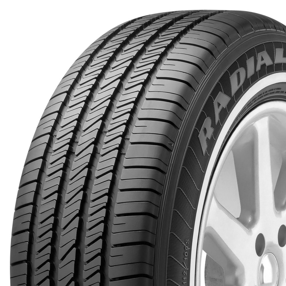 Goodyear Tires Radial LS Light Truck/SUV Highway All Season Tire - LT235/60R17 112S 10 Ply