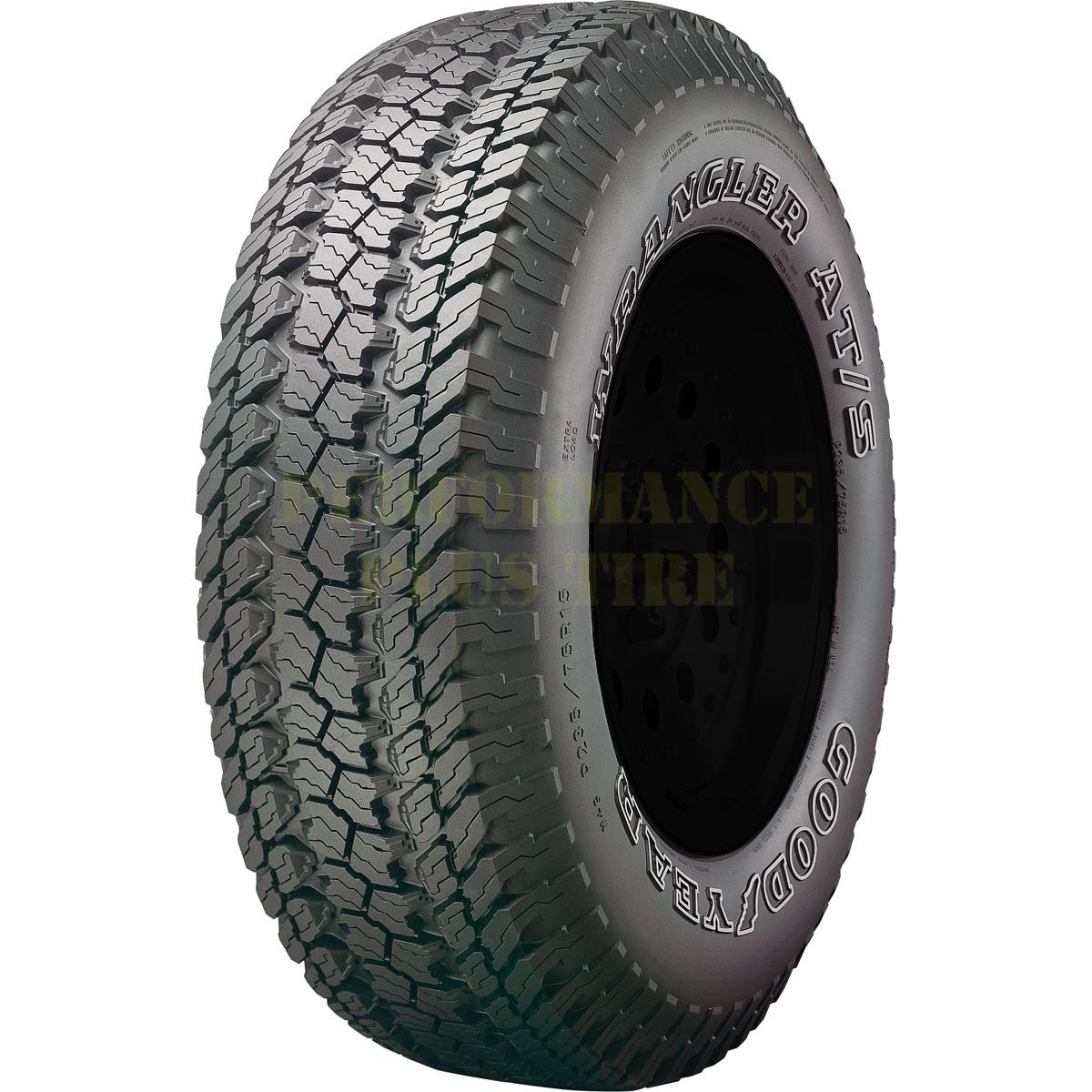 Goodyear Tires Wrangler AT/S Light Truck/SUV All Terrain/Mud Terrain Hybrid Tire