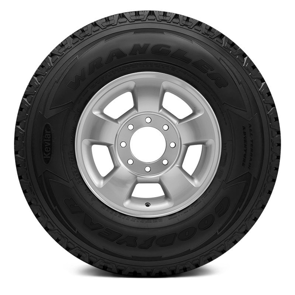 Goodyear Tires Wrangler A/T Adventure Kevlar - 245/75R17 112T