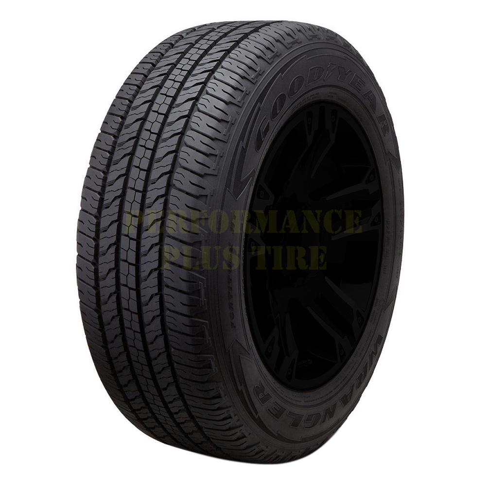 Goodyear Tires Wrangler Fortitude HT - LT235/65R16 121R 10 Ply