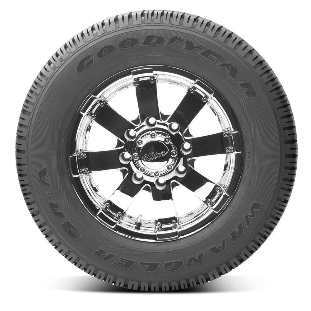 Goodyear Tires Wrangler SR-A Light Truck/SUV Highway All Season Tire - 265/70R15 110S