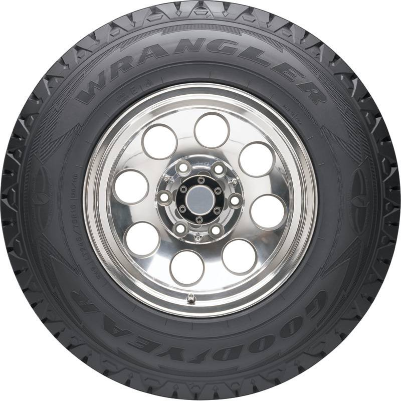 Goodyear Tires Wrangler Silent Armor - P245/75R17 110T
