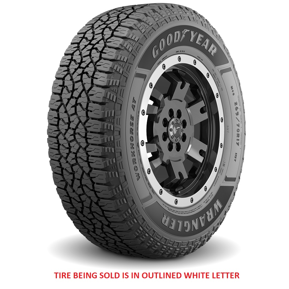 Goodyear Tires Wrangler Workhorse AT Tire