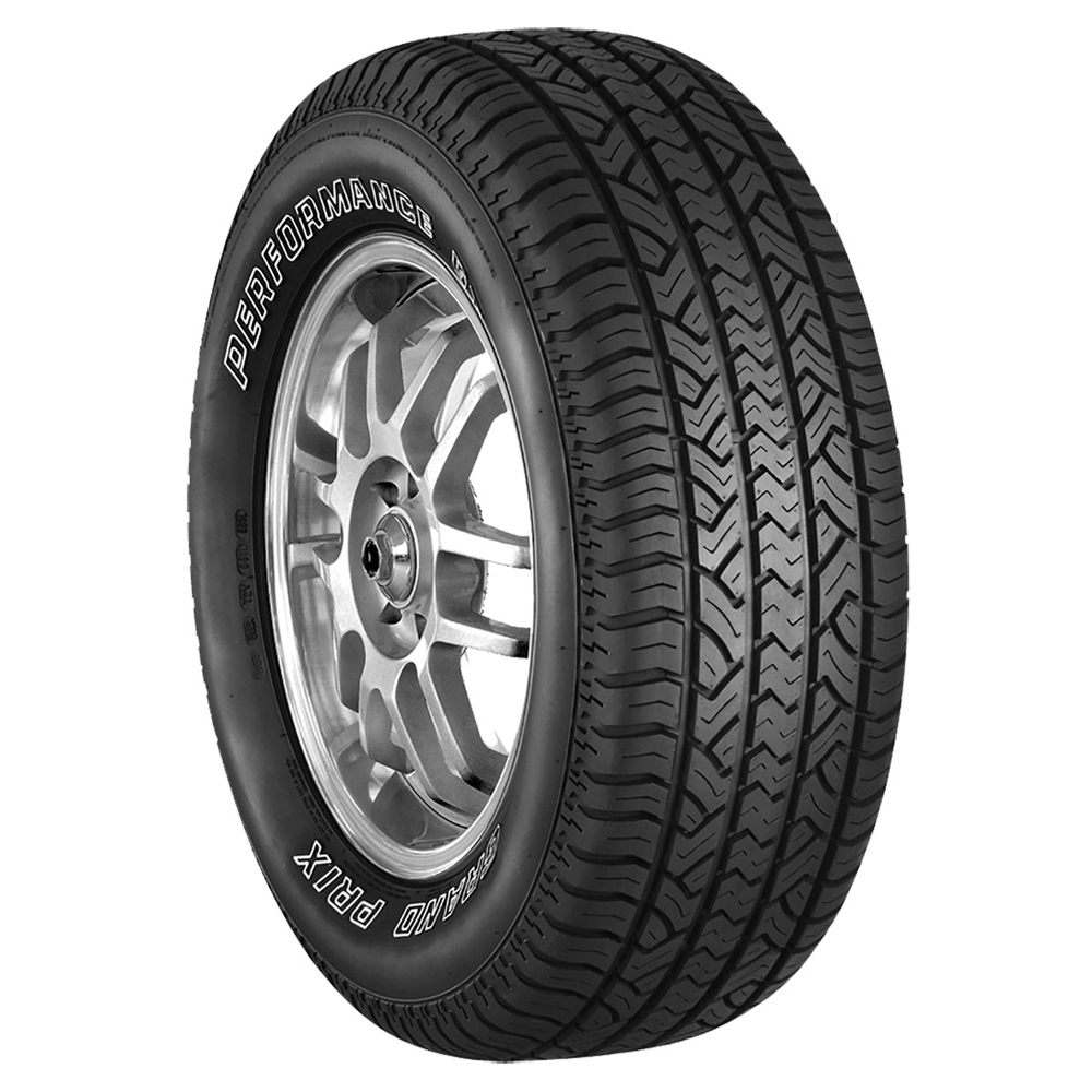 Grand Prix Tires Performance GT Passenger All Season Tire - P275/60R15 107T