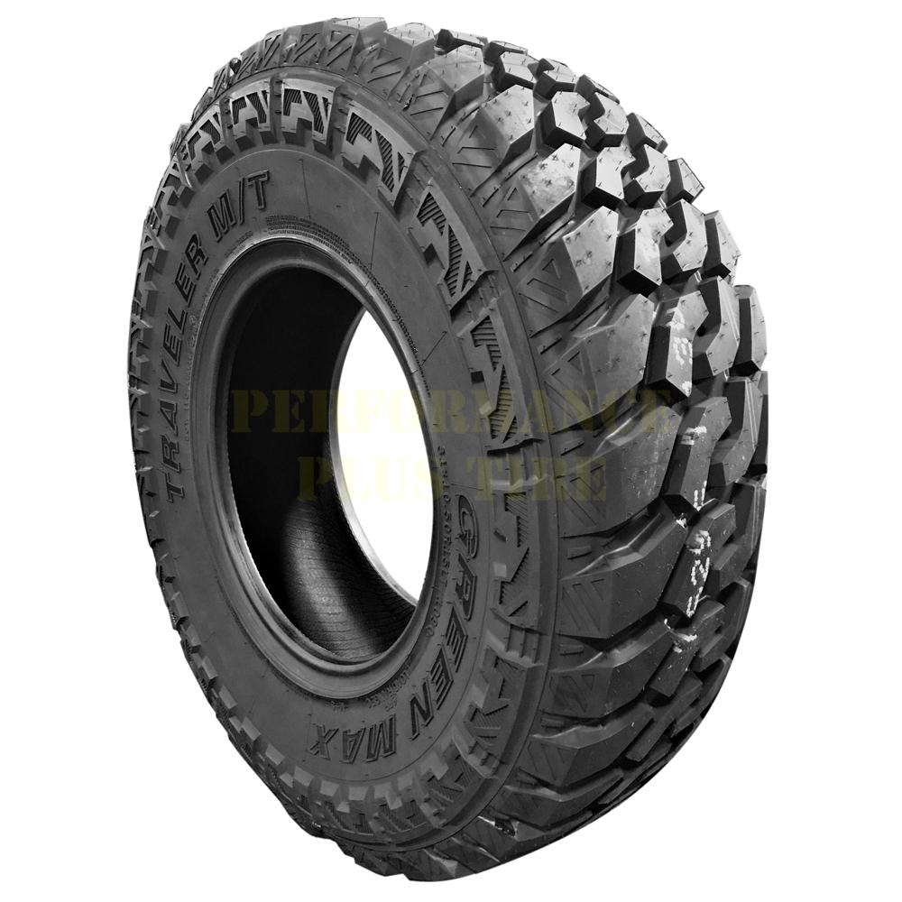 Greenmax Tires Traveler M/T Light Truck/SUV Mud Terrain Tire