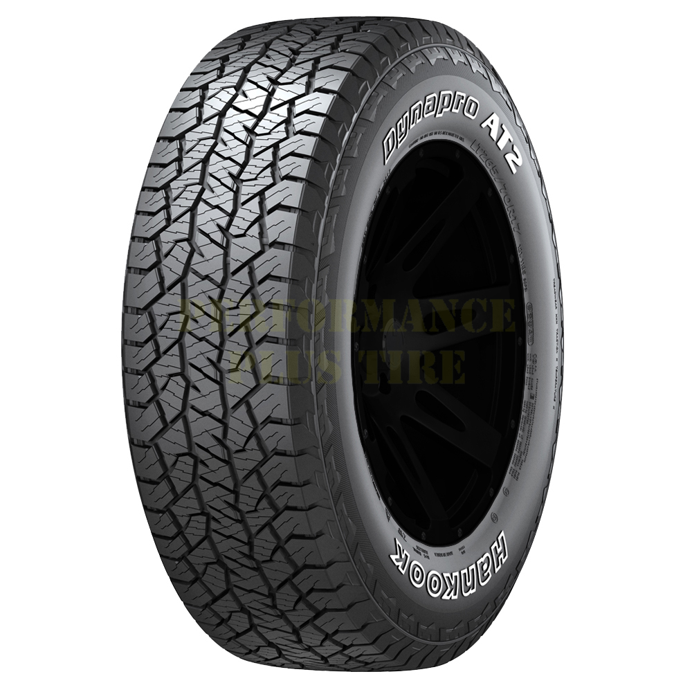 Hankook Tires Dynapro AT2 (RF11) - LT265/70R16 117/114S 8 Ply