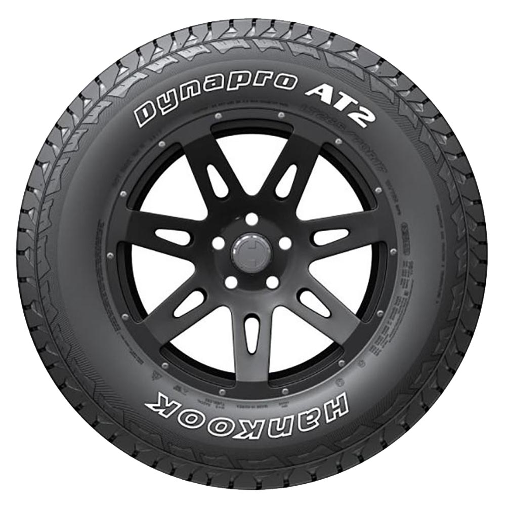 Hankook Tires Dynapro AT2 (RF11) - 35x12.50R17LT 121S 10 Ply