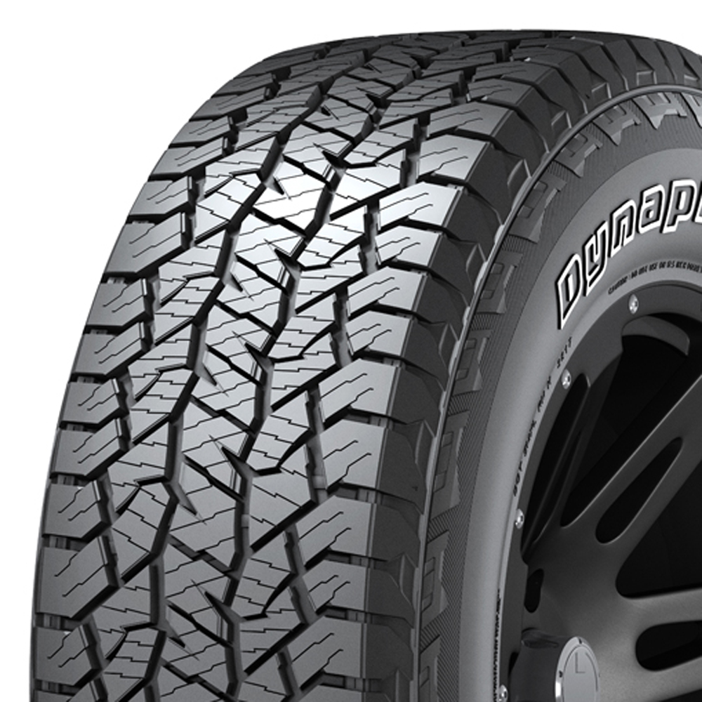Hankook Tires Hankook Tires Dynapro AT2 (RF11) - LT265/70R16 117/114S 8 Ply