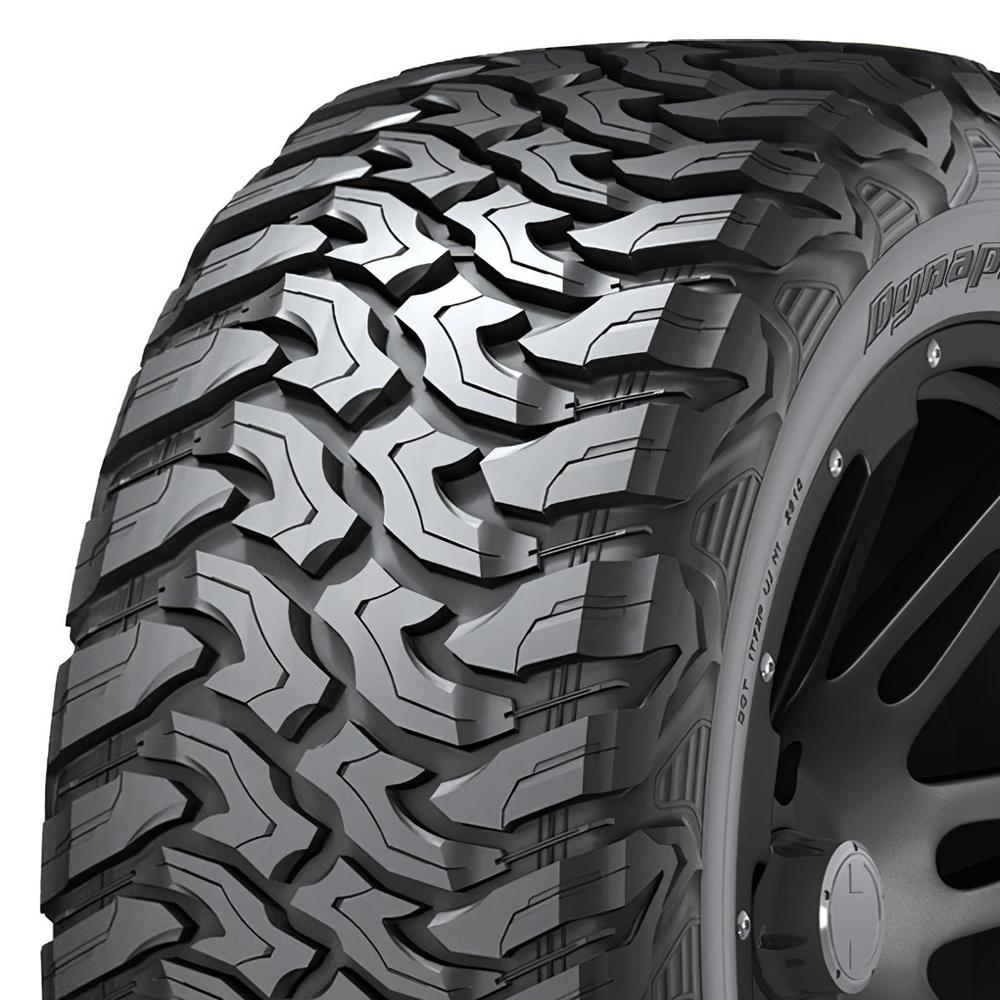 Hankook Tires Dynapro MT2 RT05 Light Truck/SUV All Terrain/Mud Terrain Hybrid Tire - LT305/70R18 126/123Q 10 Ply