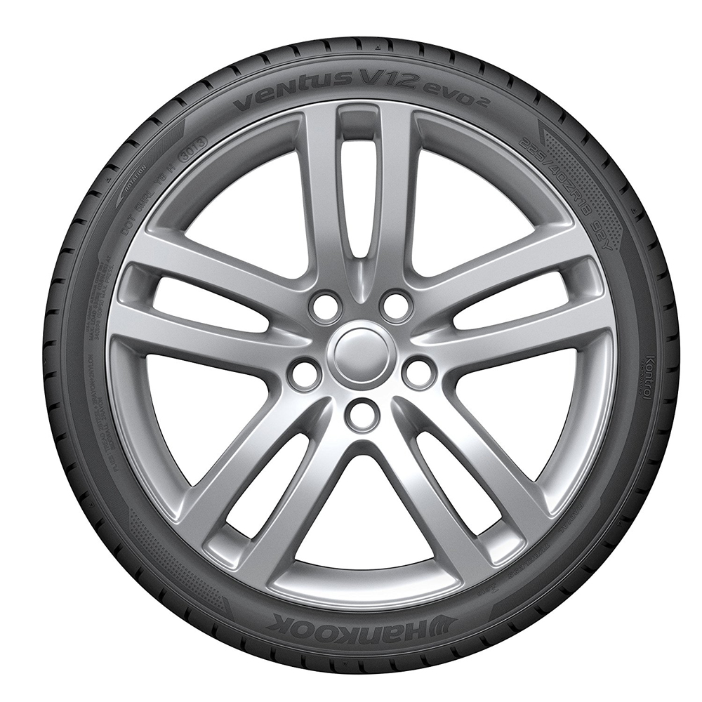 Hankook Tires Ventus V12 evo2 (K120) - P325/30ZR19XL 105Y