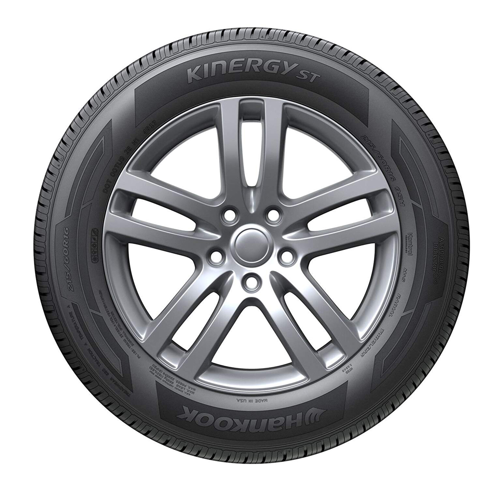 Hankook Tires Kinergy ST (H735) Passenger All Season Tire - 215/75R14 100T