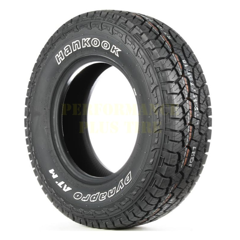 Hankook Tires DynaPro AT-M (RF10) Passenger All Season Tire - LT265/65R17 109T 6 Ply