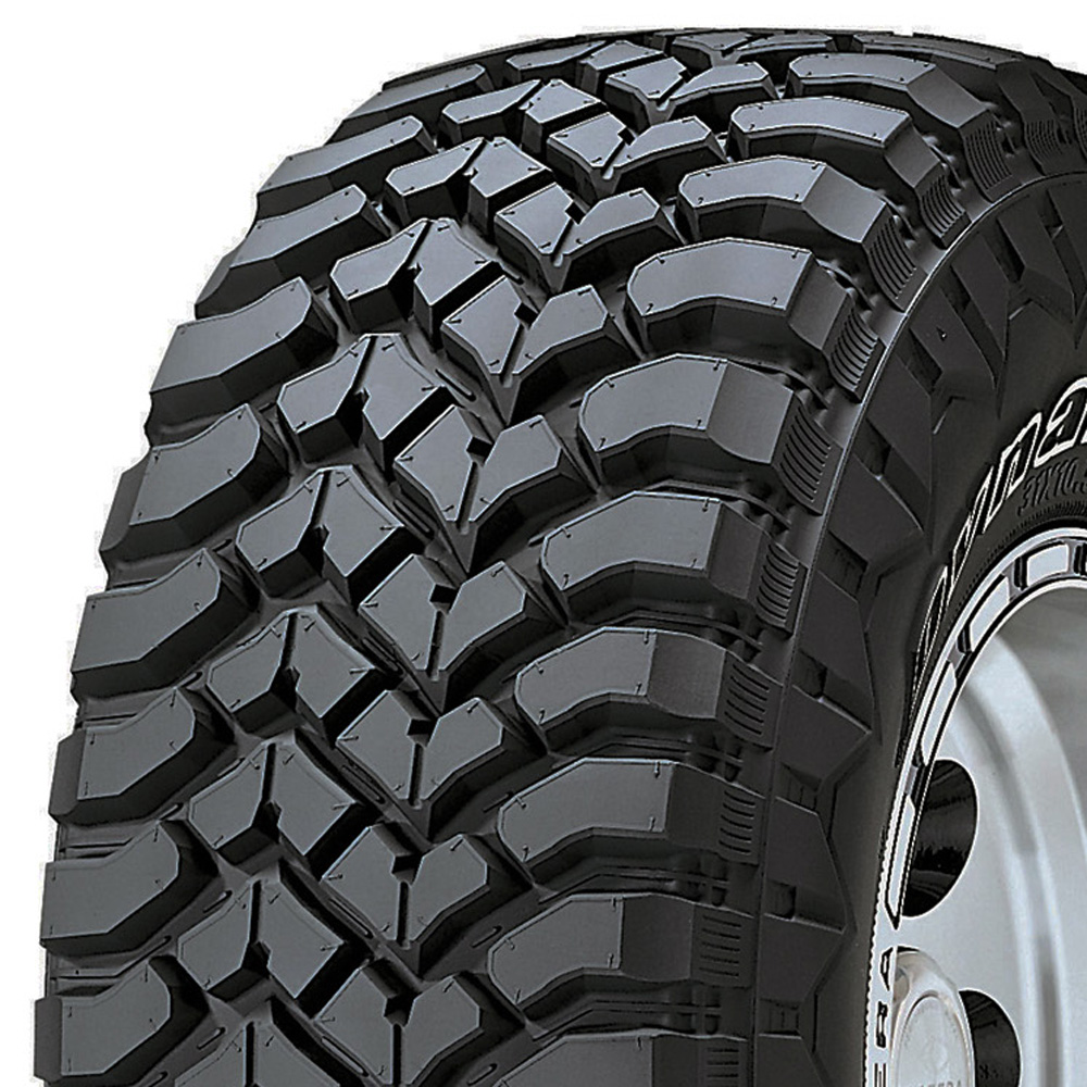 Hankook Tires DynaPro MT (RT03) Light Truck/SUV All Terrain/Mud Terrain Hybrid Tire - LT215/75R15 100/97Q 6 Ply