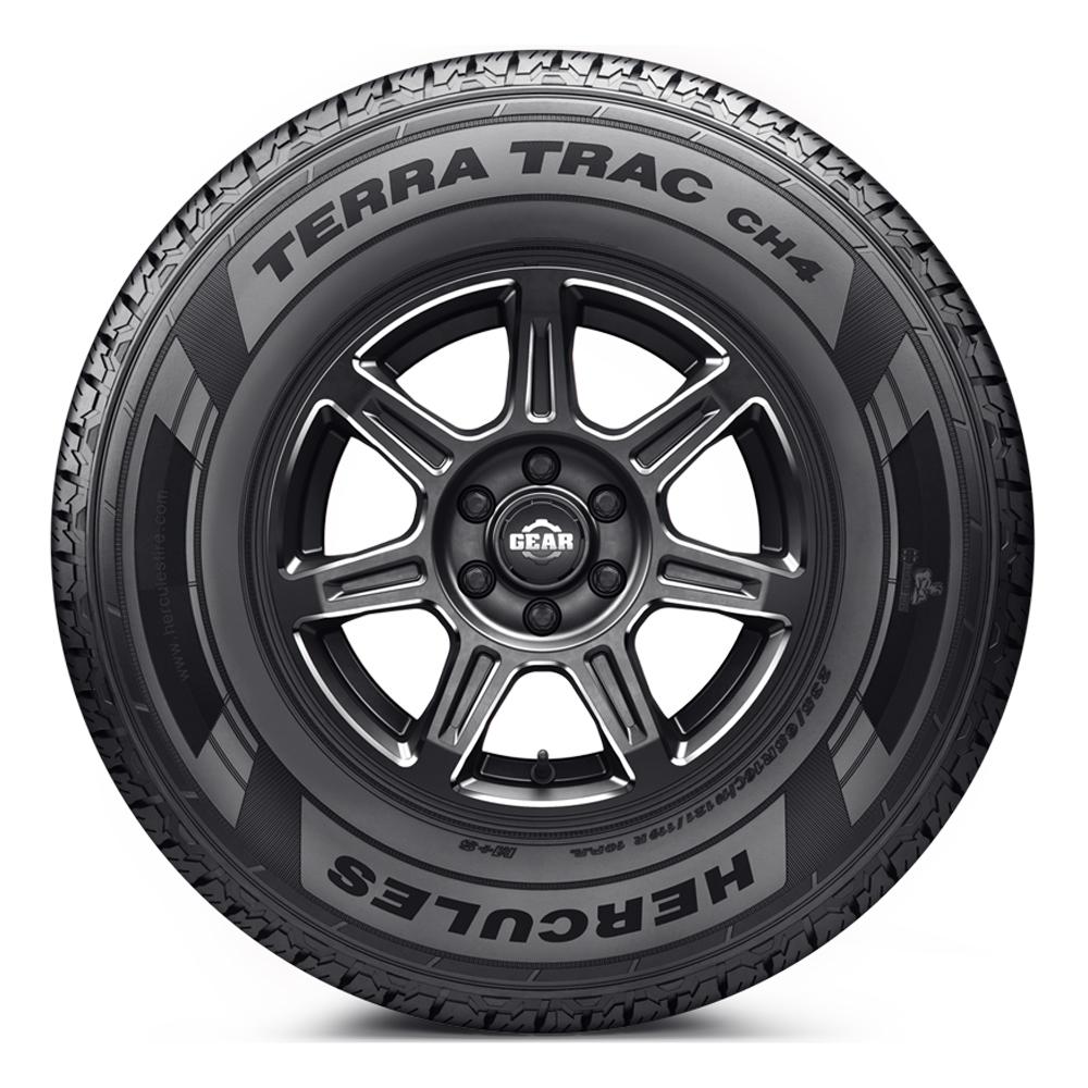 Hercules Tires Terra Trac CH4 - LT235/65R16 121/119R 10 Ply