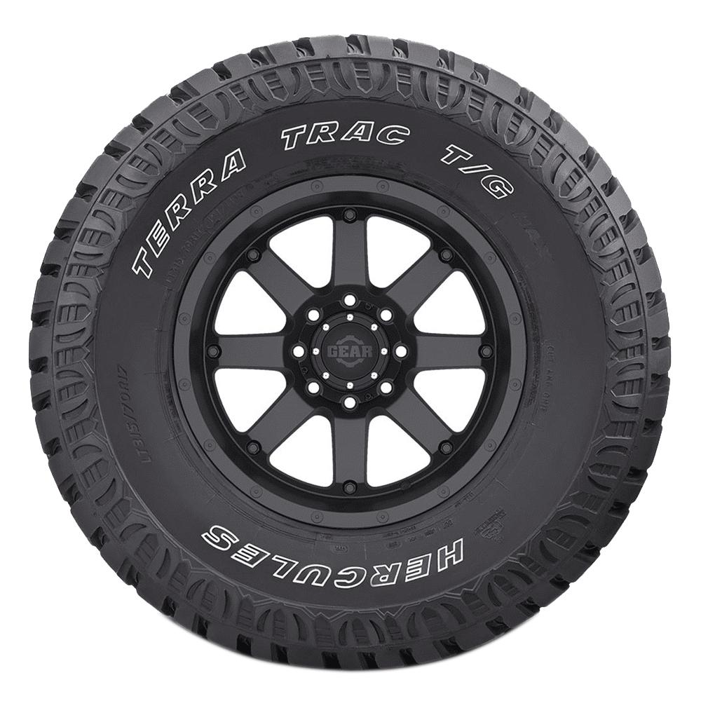 Hercules Tires Terra Trac T/G Max - LT305/70R18 126/123Q 10 Ply