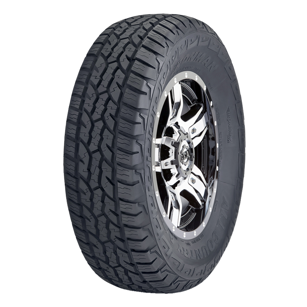 All Country A/T - LT275/60R20 123/120Q 10 Ply
