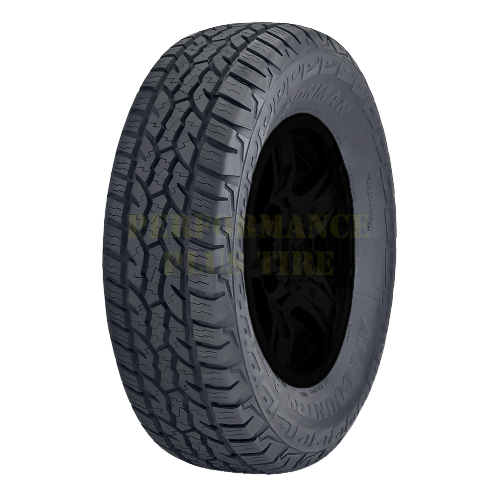 Ironman Tires All Country A/T Passenger All Season Tire