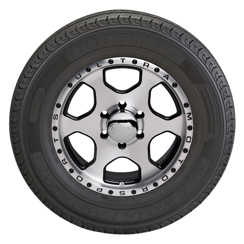 Ironman Tires All Country CHT Light Truck/SUV Highway All Season Tire