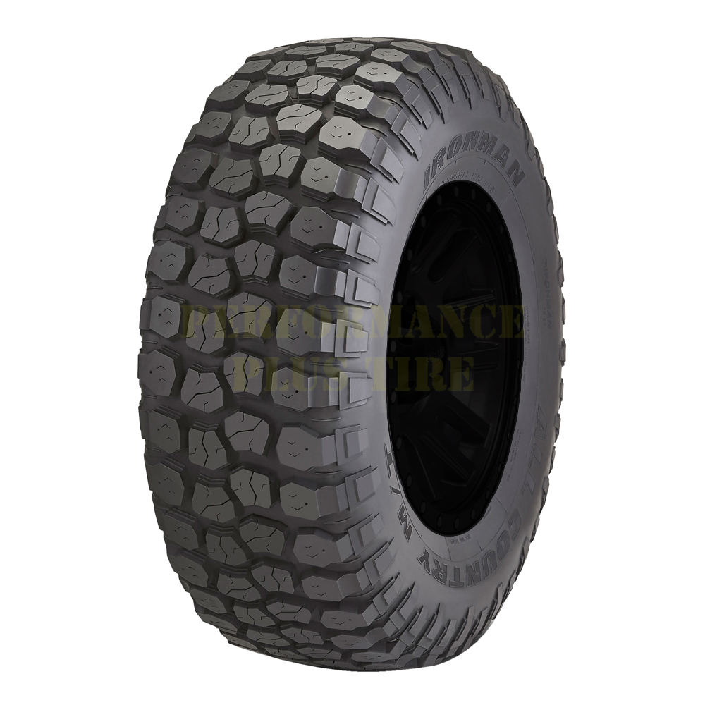 Ironman Tires All Country M/T Light Truck/SUV Mud Terrain Tire - 40x15.50R26LT 126Q 10 Ply