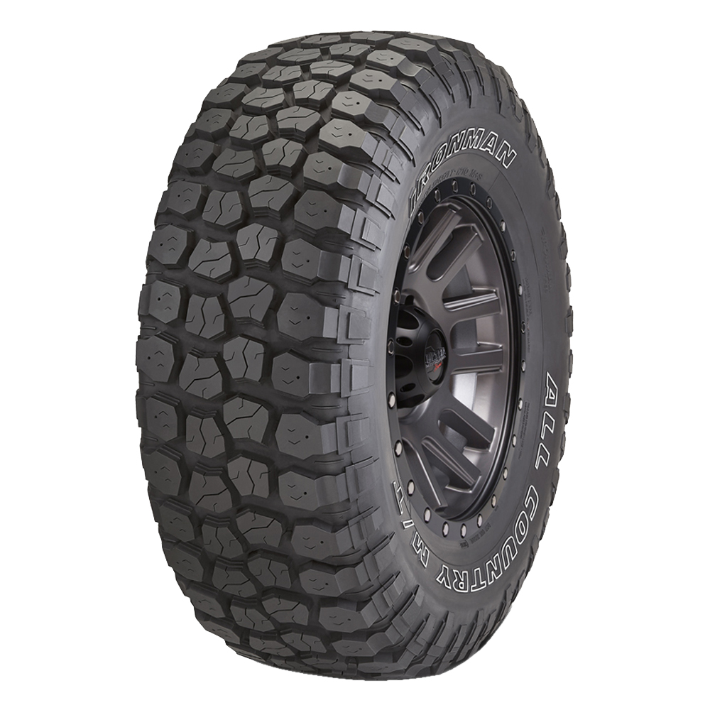 All Country M/T - 35x12.5R17LT 121Q 10 Ply