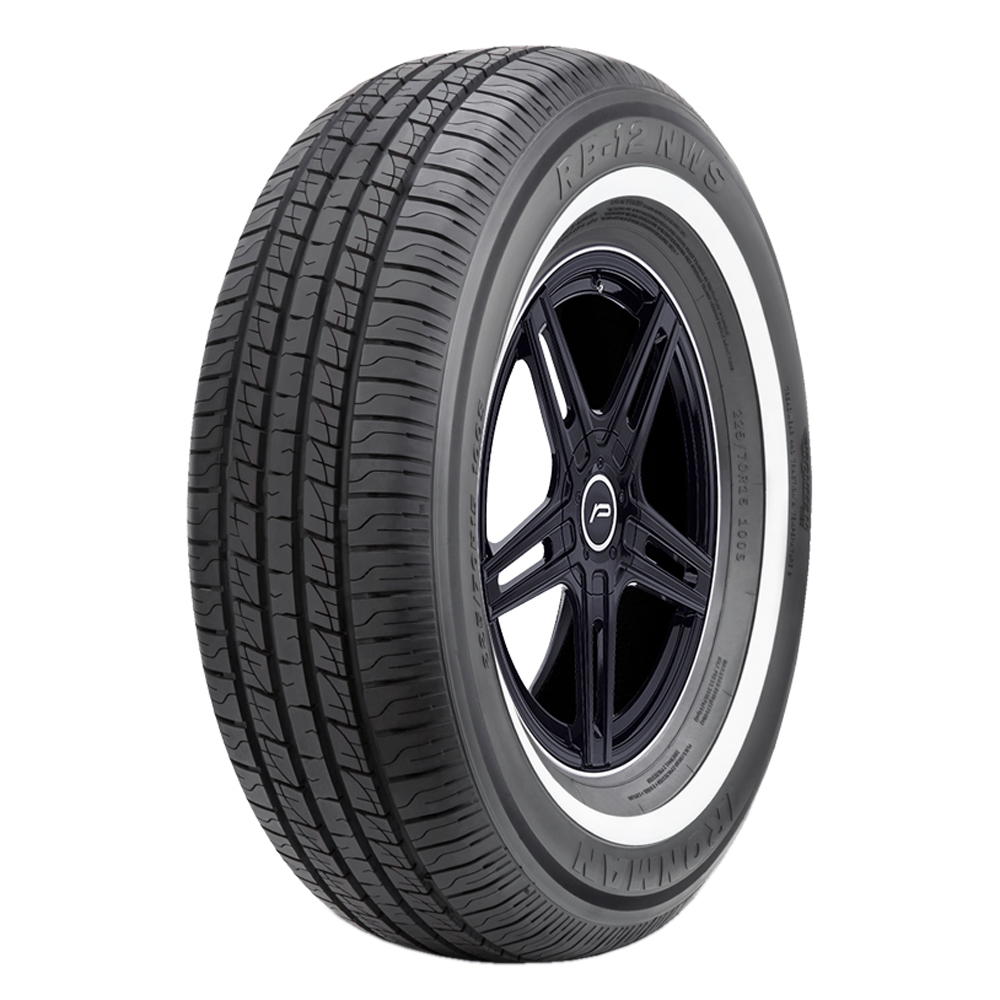 Ironman Tires RB-12 NWS Passenger All Season Tire - 205/75R14 95S