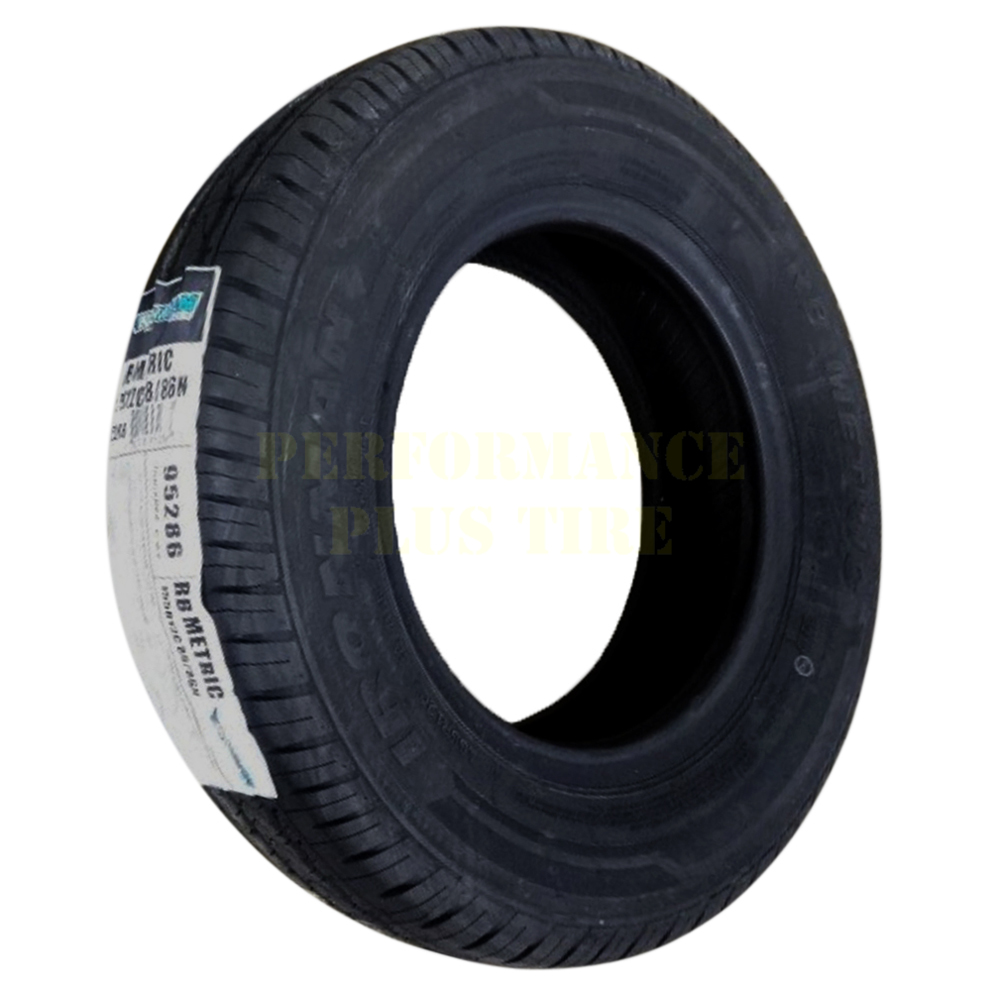 Ironman Tires RB Metric Light Truck/SUV Highway All Season Tire - 155R12 88/86N 8 Ply