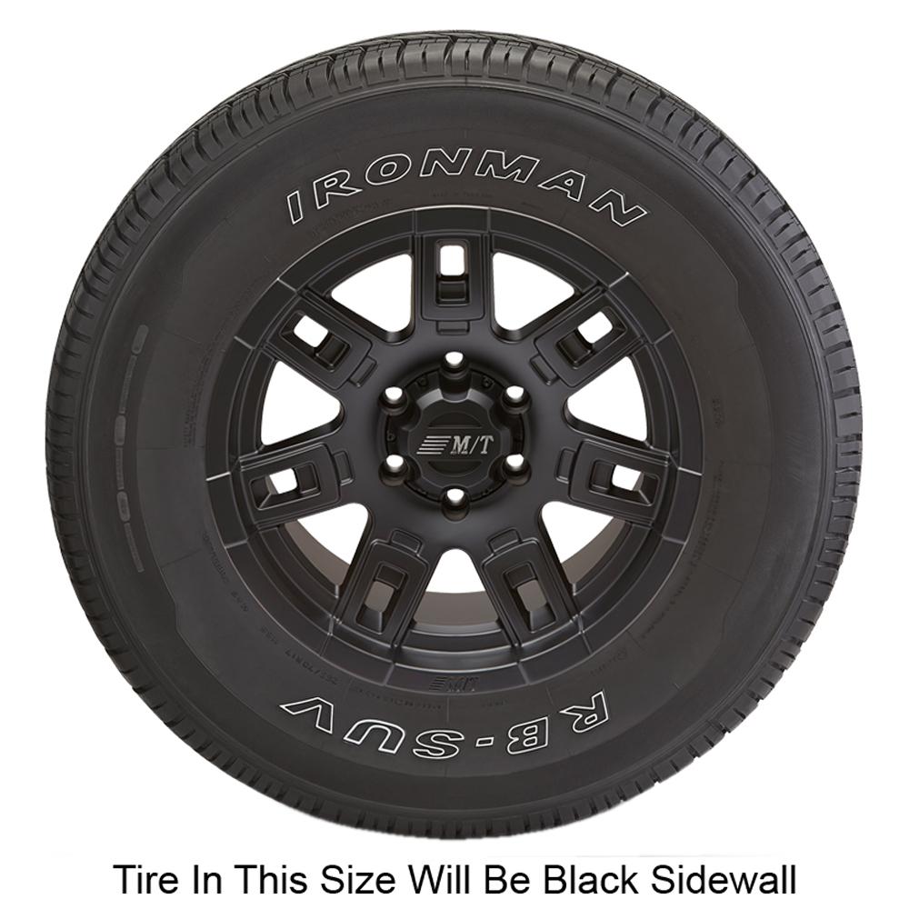 Ironman Tires RB-SUV Passenger All Season Tire