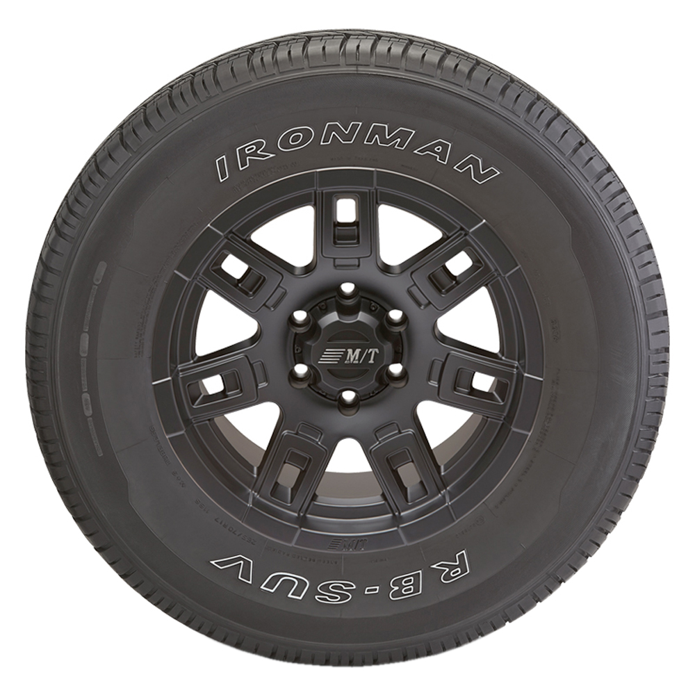 Ironman Tires RB-SUV