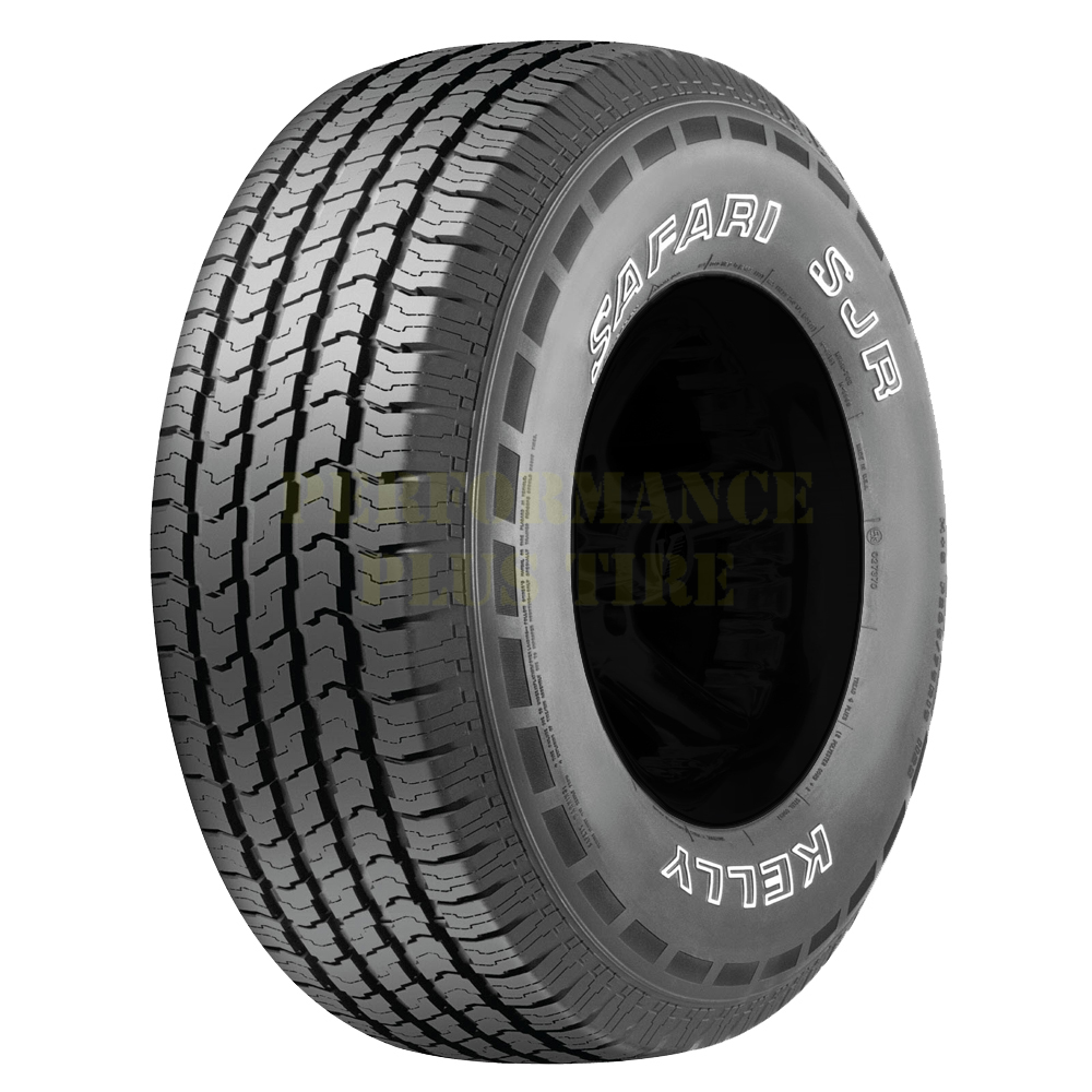 Kelly Tires Safari SJR Light Truck/SUV Highway All Season Tire